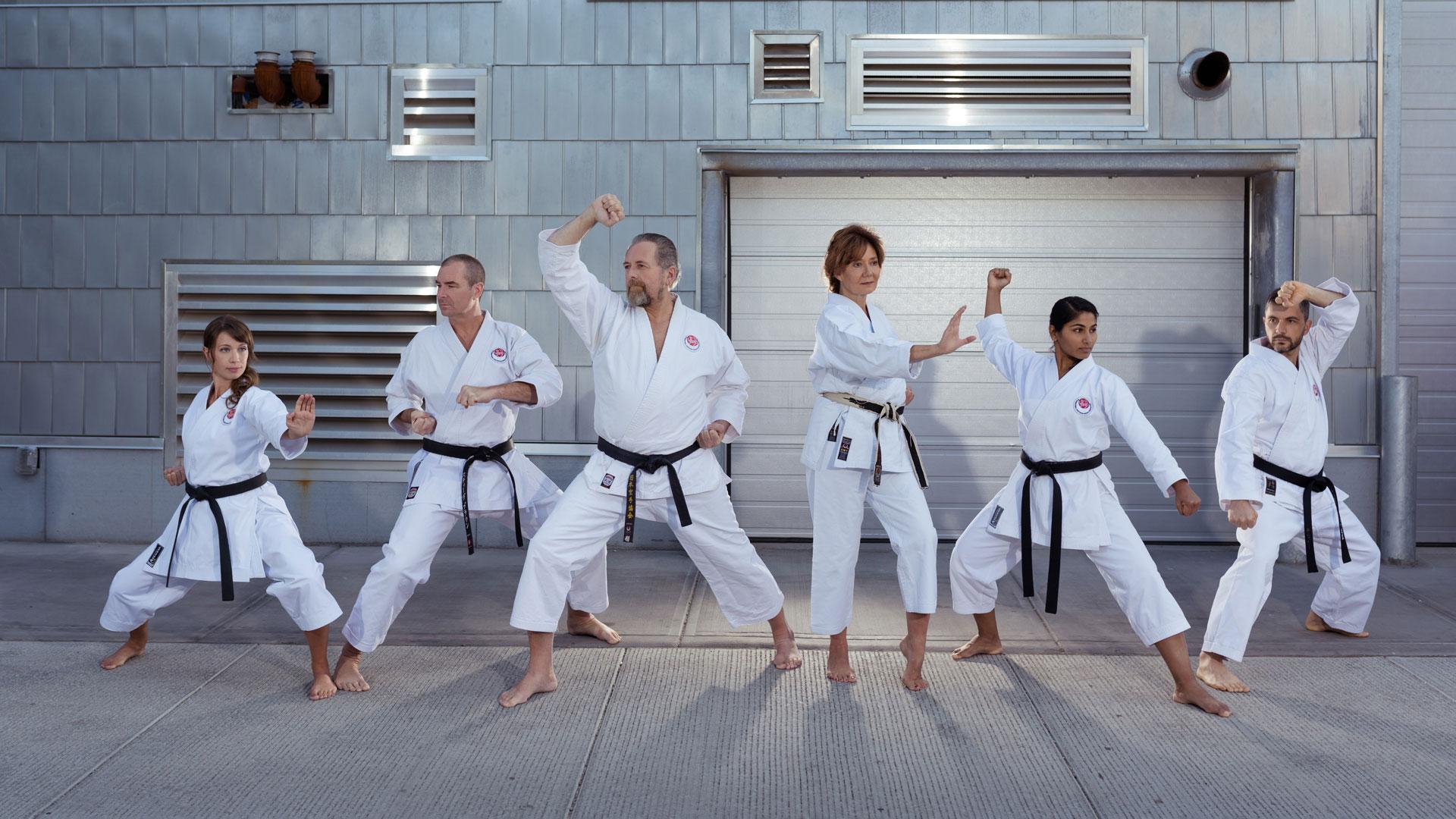 Calgary martial artists