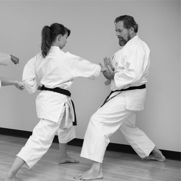 Shotokan karate Kihon